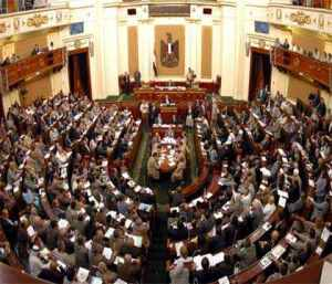 Egyptian people's assembly